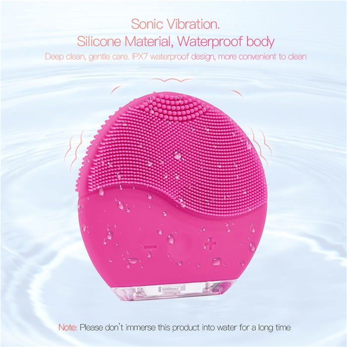 Facial Cleansing Brush - Facial Cleansing Brush from Trendzily - Online Gadgets Shop Store Electronics Trending Now Trendy Sale Cheap