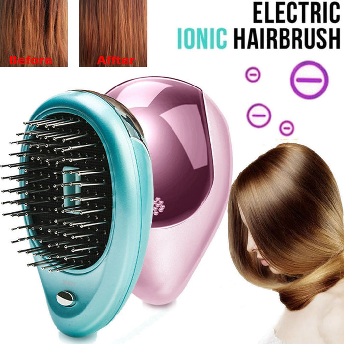 Ionic Hairbrush - Ionic Hairbrush from Trendzily - Online Gadgets Shop Store Electronics Trending Now Trendy Sale Cheap