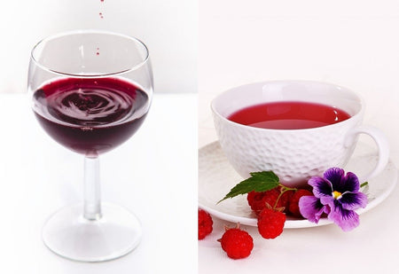 Swapping fruit tea for red wine: How much should we read into the latest oral health advice?