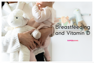 Are Breastfeeding Mother's Getting Enough Vitamin D?