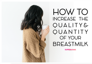 How Moms Can Increase the Quantity and Quality of Breastmilk with Moringa