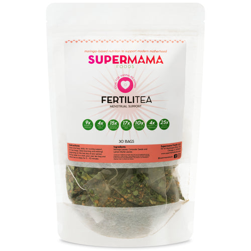 Moringa Tea for PMS: Large