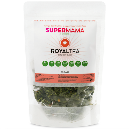 Moringa Tea for Energy - Small Bag