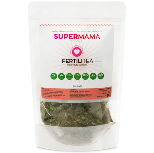 Moringa Tea for Fertility - Small Bag