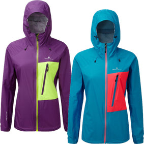 RONHILL Women's Infinity Torrent Jacket AW17