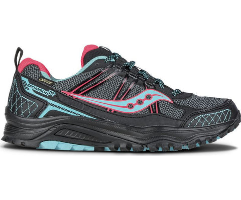 Saucony Women's Excursion TR10 GTX Gortex Shoe