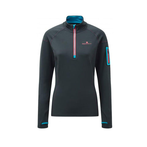 RONHILL Women's Stride Winter 1/2 Zip AW17