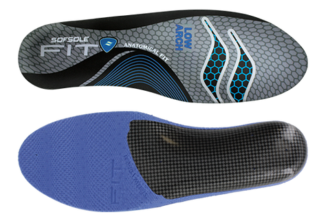SOF SOLE ORTHOTIC INSOLE - LOW ARCH