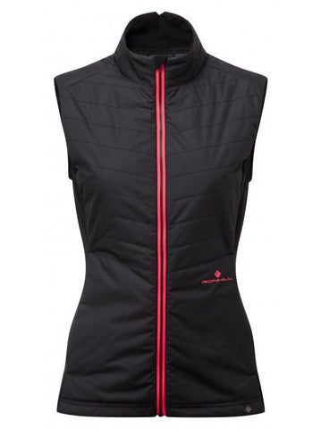 RONHILL Women's Stride Winter Gilet AW17