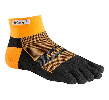 Injinji Run MW Mini Crew - PADDED CUSHIONING
