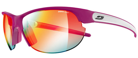 Julbo Breeze Womens Sunglasses with Zebra Light Fire Lens