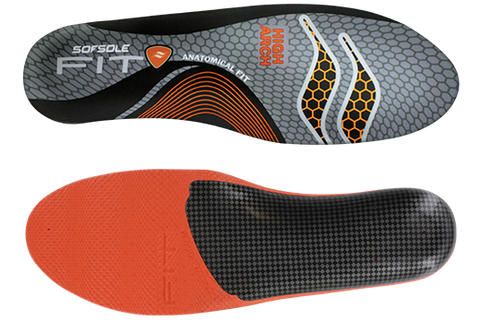 SOF SOLE ORTHOTIC INSOLE - HIGH ARCH