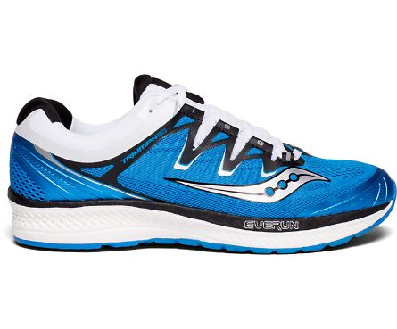 Saucony Mens Triumph ISO 4 Road Running Shoe