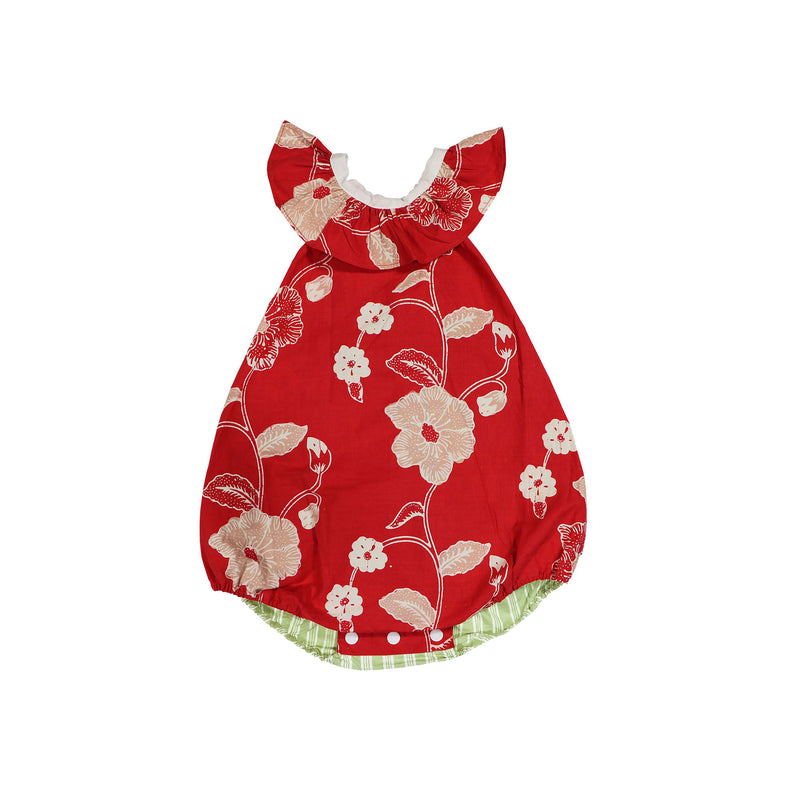 Alice Romper Flower
