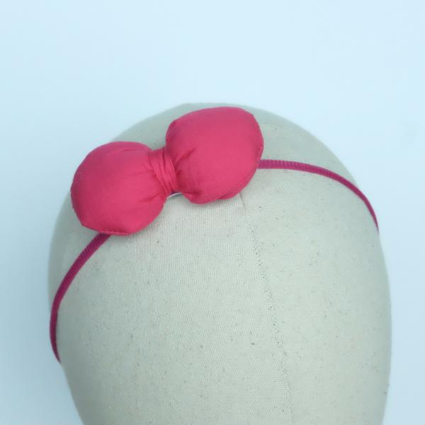 Mini Round Pillow Pink