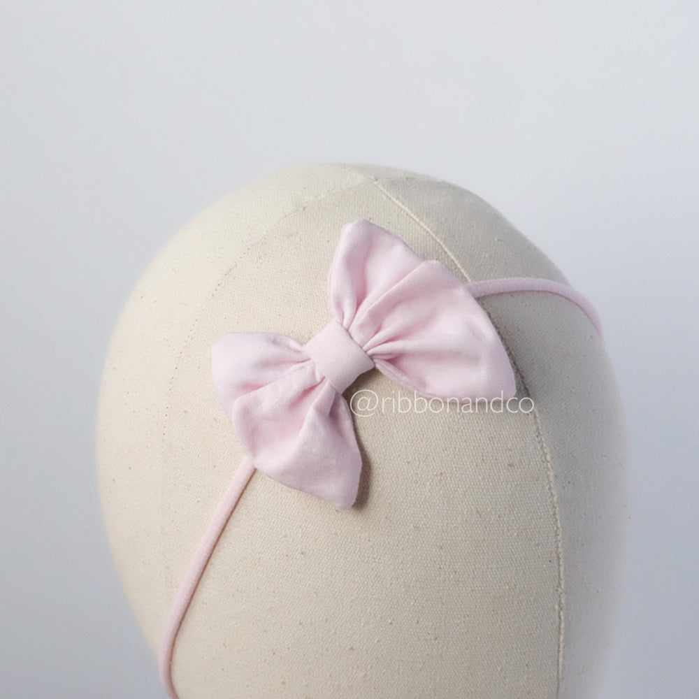 Butterfly Bow light pink