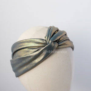 Knot Wrap Gold