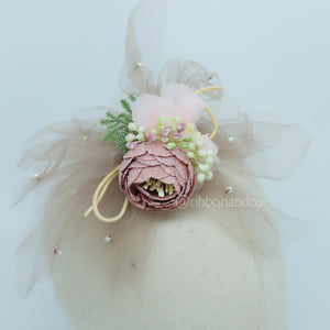Tulle Mesh Bouquet First