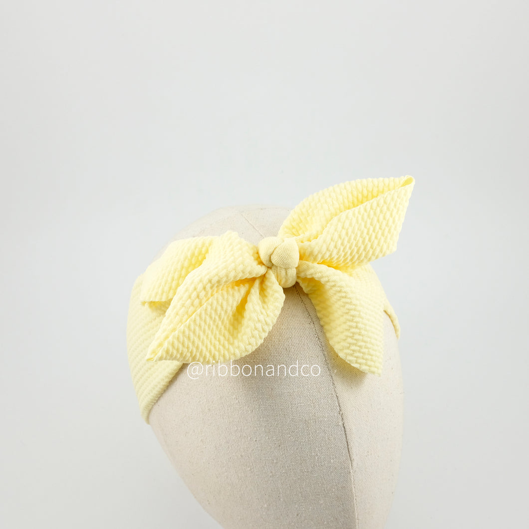 Pinwheel Med Yellow