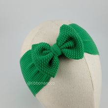 Ashley Bow Mini Green