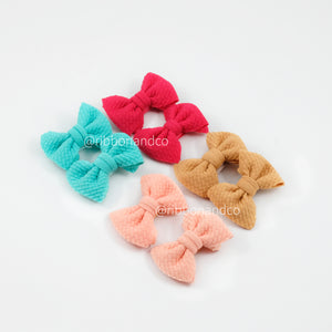 Clips Set A ( 3 Pairs ) Request Color