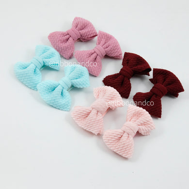 Clips Set B ( 3 Pairs ) Request Color
