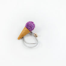 Icecream Purple Hairties