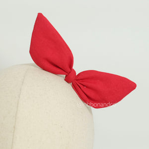 Bunny Clip Red