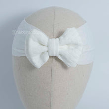 Ashley Bow Mini 2 White