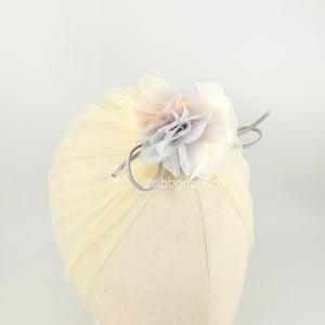 Turban Tulle Butter