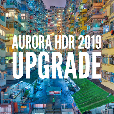 Aurora HDR 2019 (Upgrade)