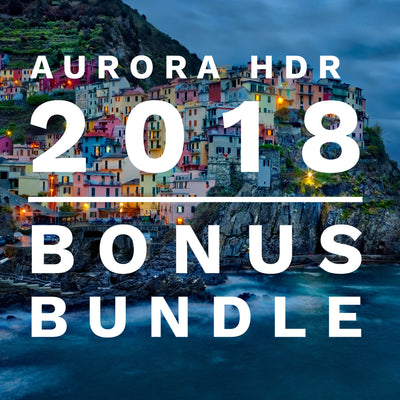 Aurora HDR 2018 Bundle (Mac and Windows)