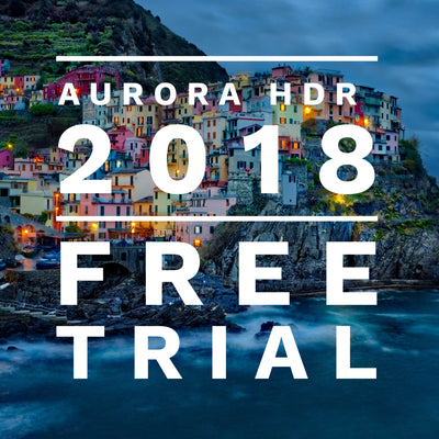 Aurora HDR 2018 Free Trial (Mac and Windows)