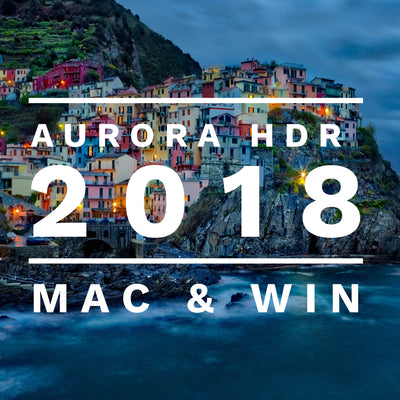 Aurora HDR 2018 (Mac and Windows)