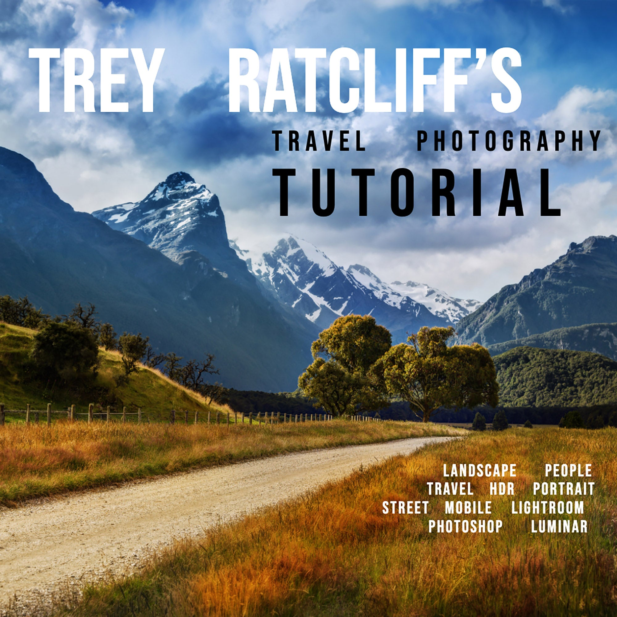 Trey Ratcliff's Travel Photography Tutorial - Bonus Edition
