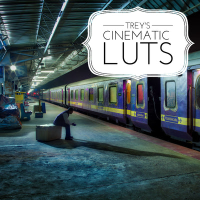 Trey's Cinematic LUT Pack