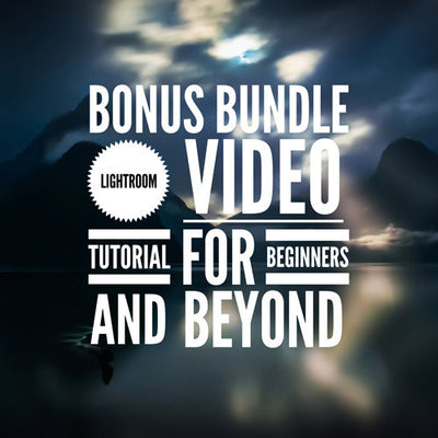 Lightroom Tutorial & Presets (BONUS BUNDLE)