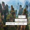 Trey's Lightroom Presets - Volume 1
