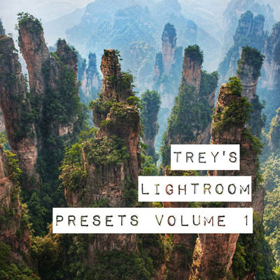 Trey's Lightroom Presets - VOL 1