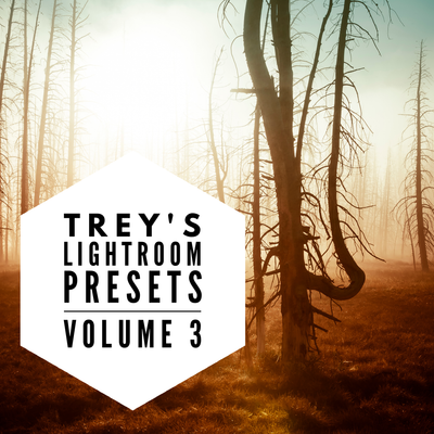 Trey's Lightroom Presets - VOL 3