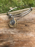 Sassenach adjustable bracelet - READY TO SHIP
