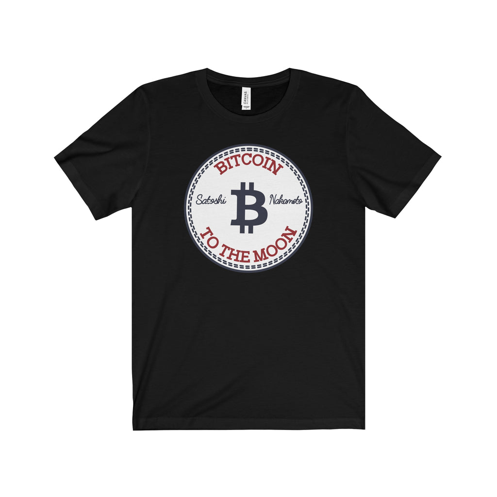 Bitcoin All-Star Unisex Jersey Short Sleeve Tee