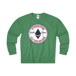 Ethereum All-Star Adult Unisex French Terry Crew
