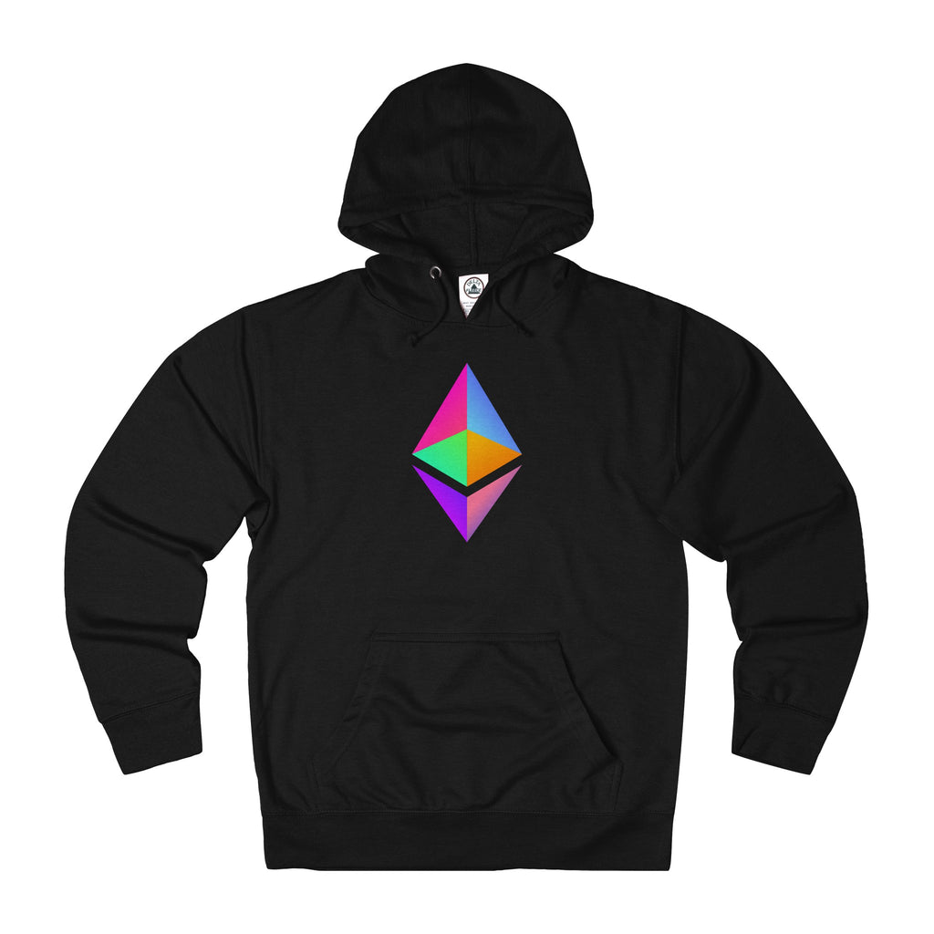 Ethereum Prism French Terry Hoodie