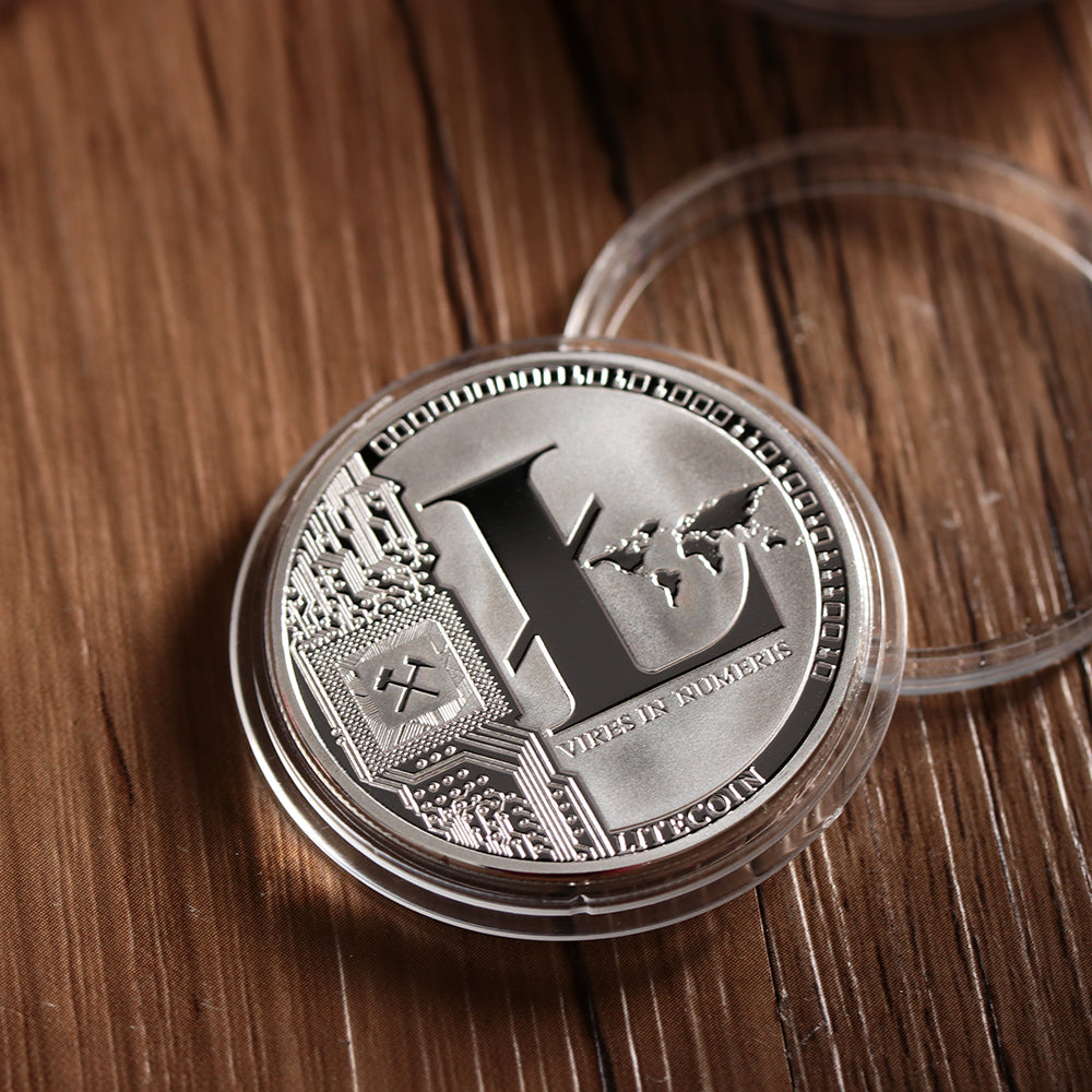 Collectible Litecoin Coins