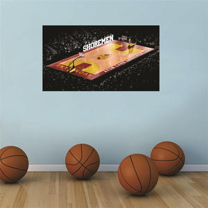 Avon Lake Shoremen 3D Basketball Arena