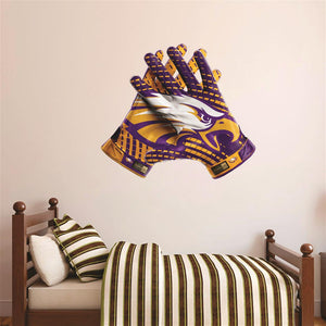 Avon Eagles Gloves Wall Mascot™