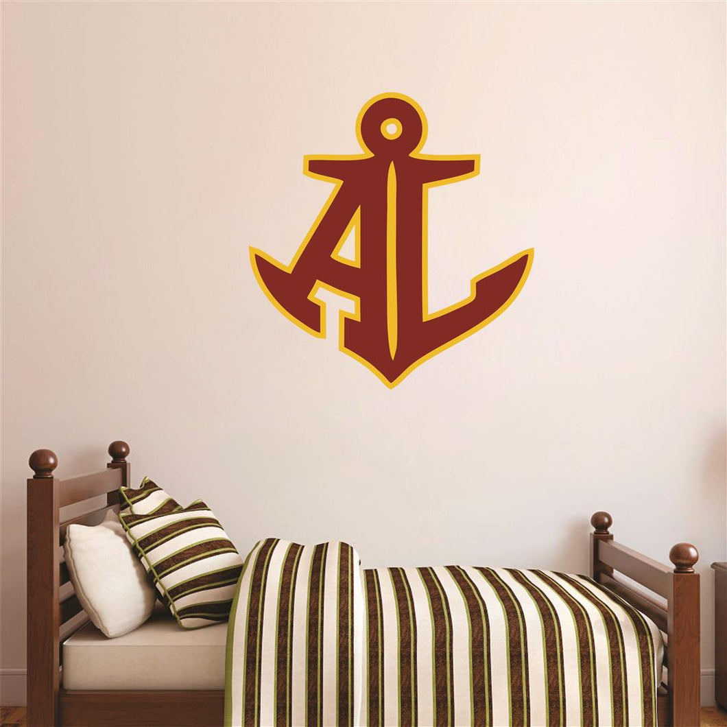 Avon Lake Anchor Wall Mascot™
