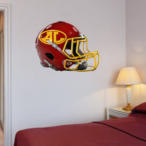 "Avon Lake Football Helmet Wall Mascot 24""X19"""