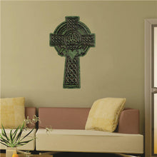 Celtic Claddagh Cross Wall Mascot™